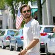 Scott Disick se balade dans les Hamptons le 3 juin 2014