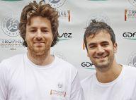 Roland-Garros : Jean Imbert et Ary Abittan stars du Trophée des Personnalités