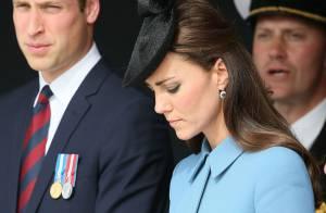 Kate Middleton en France : Emue au D-Day pour sa première visite officielle