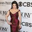 """Idina Menzel à la 68e cérémonie des """"Tony Awards"""" à New York, le 8 juin 2014."""