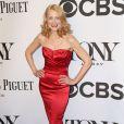 """Patricia Clarkson à la 68e cérémonie des """"Tony Awards"""" à New York, le 8 juin 2014."""