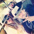 Khloé Kardashian, French Montana, Spiff et Miguel en plein safari en Afrique du Sud.
