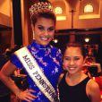 Miss Pennsylvanie 2014, a dévoilé au journal USA Today être née d'un viol. De ses confidences, sa mère a en effet été abusée alors qu'elle n'avait que 19 ans.