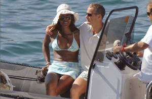 Naomi Campbell, son amoureux sait lui faire plaisir !