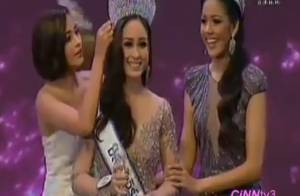 Miss Univers Thaïlande 2014 : En plein scandale, la reine rend sa couronne