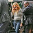 Jennifer Lopez dans les rues de New York, le 10 juin 2014.
