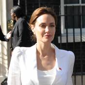 Angelina Jolie au côté de Stella McCartney : Engagée et plus belle que jamais !