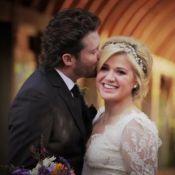 Kelly Clarkson maman : La jeune mariée a accouché de son premier enfant