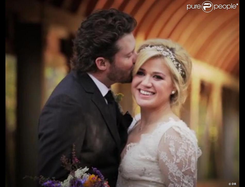 Kelly Clarkson s'est mariée avec Brandon Blackstock, le 20 octobre 2013, lors d'une cérémonie intime à Nashville.