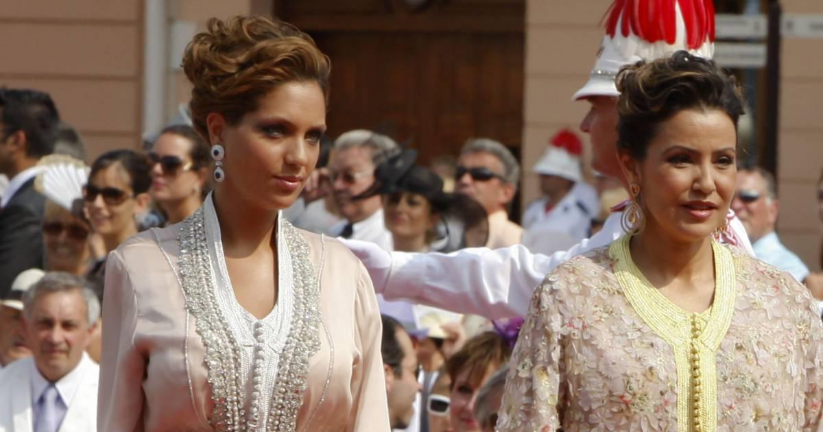lalla soukaina du maroc divine marie le prince moulay rachid a aussi convol - Mariage Lalla Soukaina