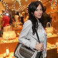 Exclusif - Fabienne Carat - Ouverture de la boutique Carmen Steffens à Nice le 8 Avril 2014.