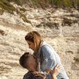 """Exclusif - Steven et Giulia à Bonifacio en Corse. """"Qui veut épouser mon fils ?"""" saison 3."""