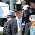 Le prince Harry sur son 31 au premier jour du Royal Ascot, le 17 juin 2014