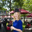 Steffi Graf au premier jour du Royal Ascot, le 17 juin 2014