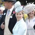 Sophie, comtesse de Wessex au premier jour du Royal Ascot, le 17 juin 2014