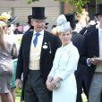 Sophie de Wessex au premier jour du Royal Ascot, le 17 juin 2014