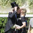 Le prince Harry et Zara Phillips se retrouvent au premier jour du Royal Ascot, le 17 avril 2014