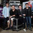 Rixton Lovers au concert M6 Music Live, à Issy-les-Moulineaux, le 14 juin 2014.