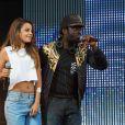 Team BS au concert M6 Music Live, à Issy-les-Moulineaux, le 14 juin 2014.