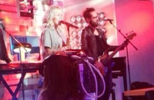 Alizée : Blonde et très sexy, la chanteuse multiplie les looks glamour