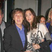 Paul McCartney : Sa belle épouse Nancy, son plus beau cadeau d'anniversaire