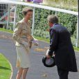 La princesse Anne d'Angleterre - 2e jour des courses Royal Ascot le 18 juin 2014