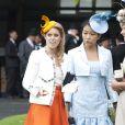 La princesse Beatrice d'York - 3e jour des courses Royal Ascot à Berkshire, le 19 juin 2014