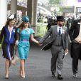 Katherine Jenkins - 3e jour des courses Royal Ascot à Berkshire, le 19 juin 2014