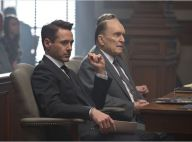 Robert Downey Jr. : Loin d'Iron Man, émouvant dans ''The Judge''