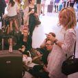 Alizée en route pour Montpellier et pour la Fête de la musique 2014, le 21 juin sur France 2.