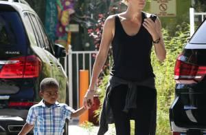 Charlize Theron et Jackson, 2 ans : ''Mon fils, l'amour de ma vie !''