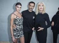 Candice Swanepoel et Irina Shayk, héroïnes surprises et torrides pour Givenchy