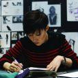 Sandra Choi, Directrice de la Création Jimmy Choo, portrait 2014.