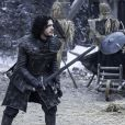 """Kit Harington dans la saison 4 de """"Game of Thrones"""", diffusée au printemps 2014."""