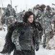 """Kit Harington dans la saison 3 de """"Game of Thrones"""", diffusée au printemps 2013."""