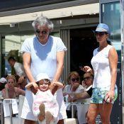 Andrea Bocelli : Papa poule et amoureux, il prend du bon temps à Saint-Tropez