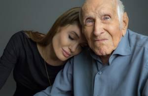 Mort de Louis Zamperini, athlète et héros de guerre: Le chagrin d'Angelina Jolie