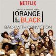 """""""Orange is the New Black"""", 2014."""