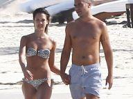 Jessica Alba, bombe au Mexique : Sexy à la plage avec son homme