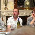"""Bertrand et ses prétendantes - """"L'amour est dans le pré 2014"""". Episode du 14 juillet 2014."""