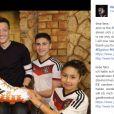 Mesut Özil annonce qu'il va financer les opérations de plusieurs jeunes enfants brésiliens