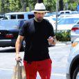 Rick Salomon fait du shopping à Calabasas, le 16 juillet 2014.