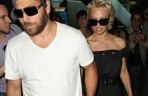 Pamela Anderson et Rick Salomon : Un baiser sème le trouble... divorce annulé ?