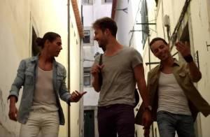 Nuno Resende, Julio Jr. : Les Latin Lovers côté coulisses à Lisbonne, ambiance !