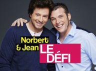 Norbert et Jean, le défi... C'est fini ! Leur duo ne fait plus recette