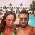 Julien et Vanessa des Anges de la télé-réalité 6 : En amoureux à Agadir
