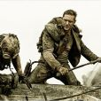 Tom Hardy en action dans Mad Max : Fury Road.