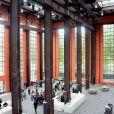 L'inauguration de la Cité du cinéma à Saint-Denis le 21 septembre 2012