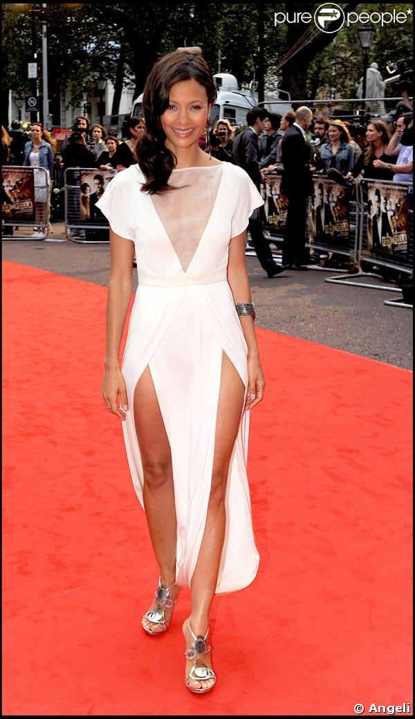 Thandie Newton, très belle...