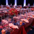 66e Gala de la Croix Rouge Monégasque au Sporting de Monte-Carlo à Monaco, le 1er août 2014.